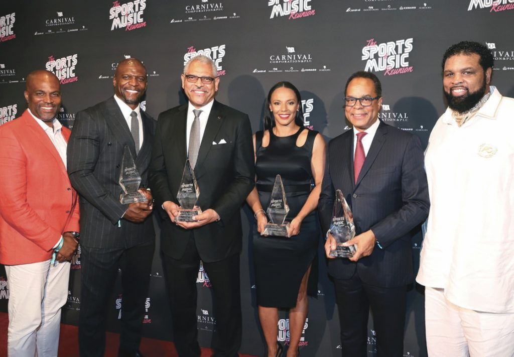 Sports & Music Reunion Draws Star Studded Crowd, Highlights New Era in Civic Engagement