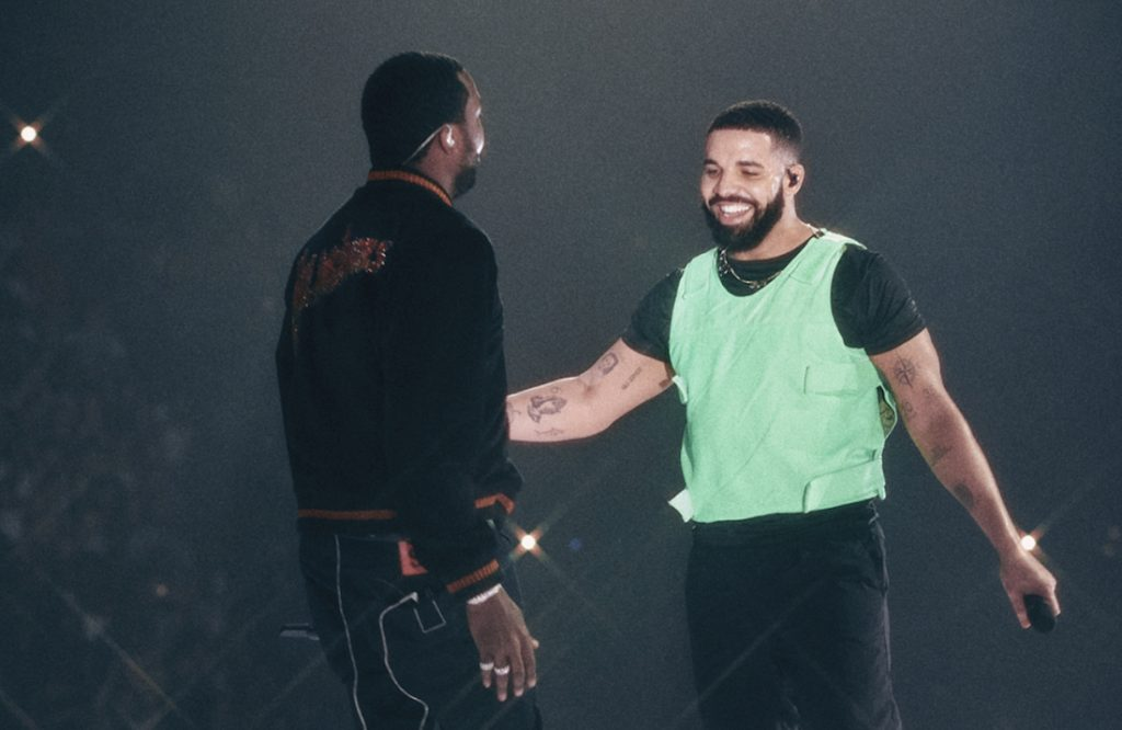 Where's The Beef? Drake and Meek Mill End Feud