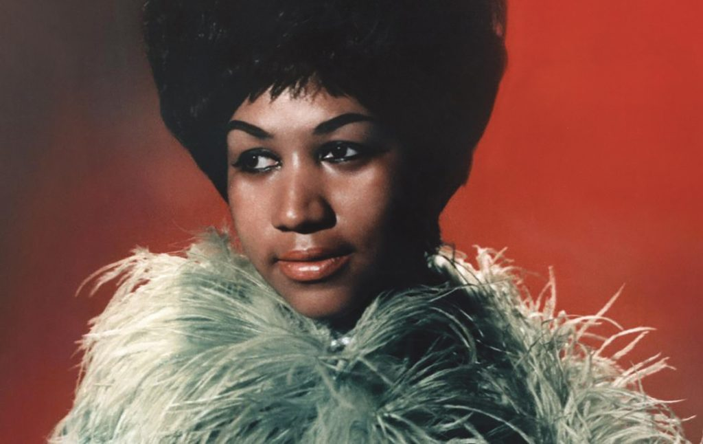 Miss Aretha Franklin:A Five-Star Queen of Soul