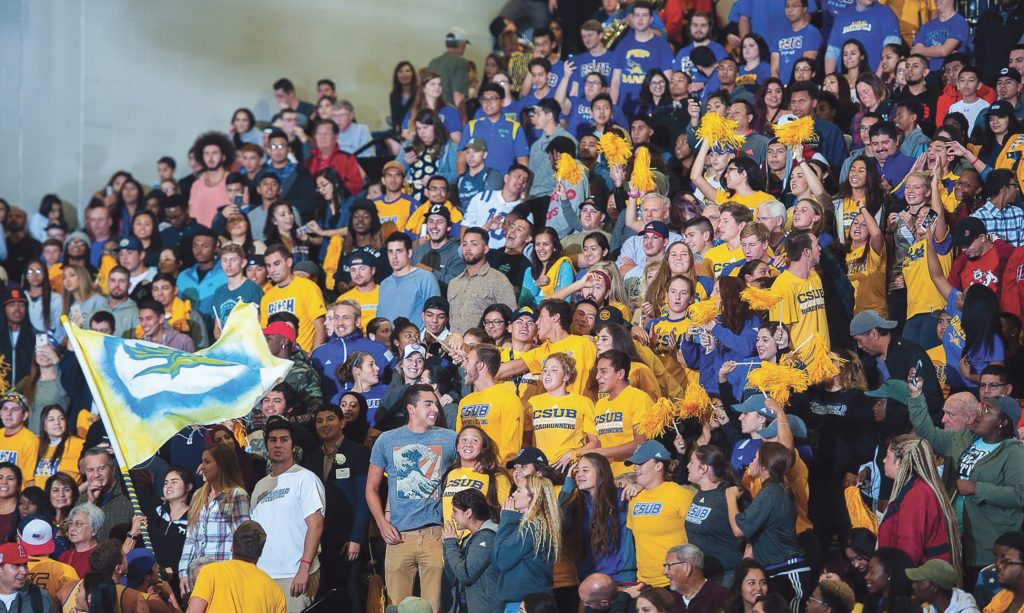 CSUB Basketball Set For Blue-Gold Scrimmage Oct. 18