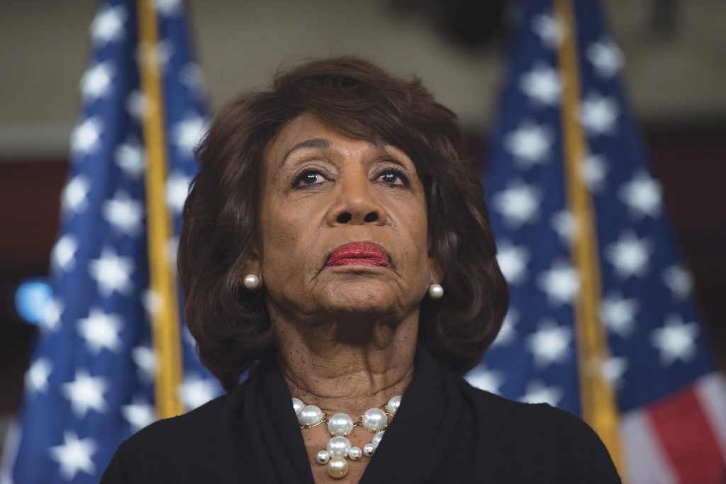 Congresswoman Waters Statement on GOP Plan to Cut Social Security, Medicare & Medicaid