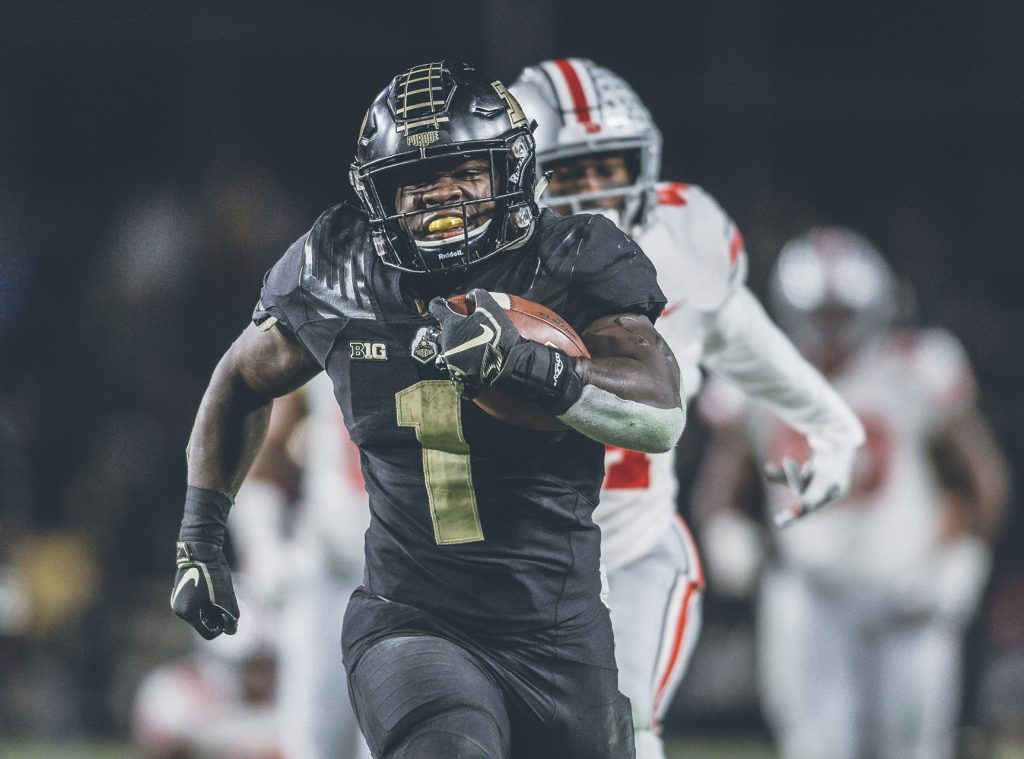 Walter Camp National Players of the Week Named