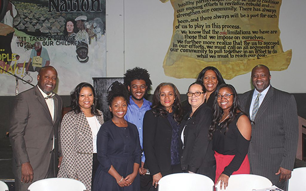 NNPA Hosts Black Parents' Town Hall Meeting to Discuss the State of Education in Houston's African American Community