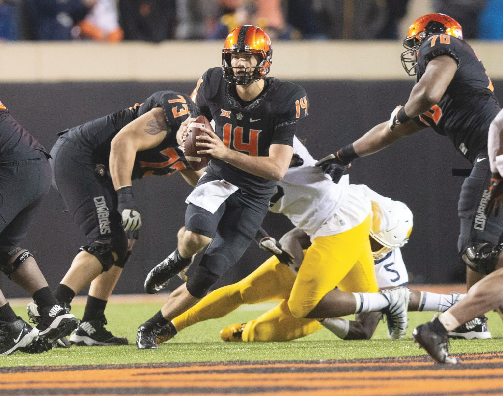 Notre Dame and OSU Stars Earn Walter Camp Awards