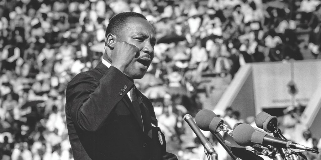 """Remembering Dr. King and """"The Other America"""""""