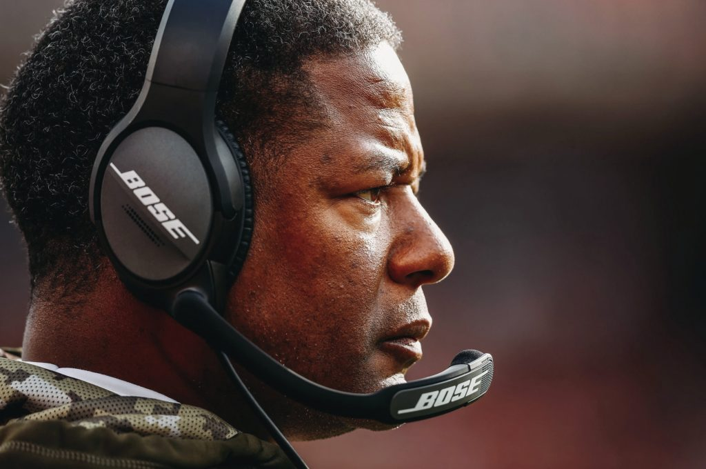 Five African American NFL Head Coaches Fired