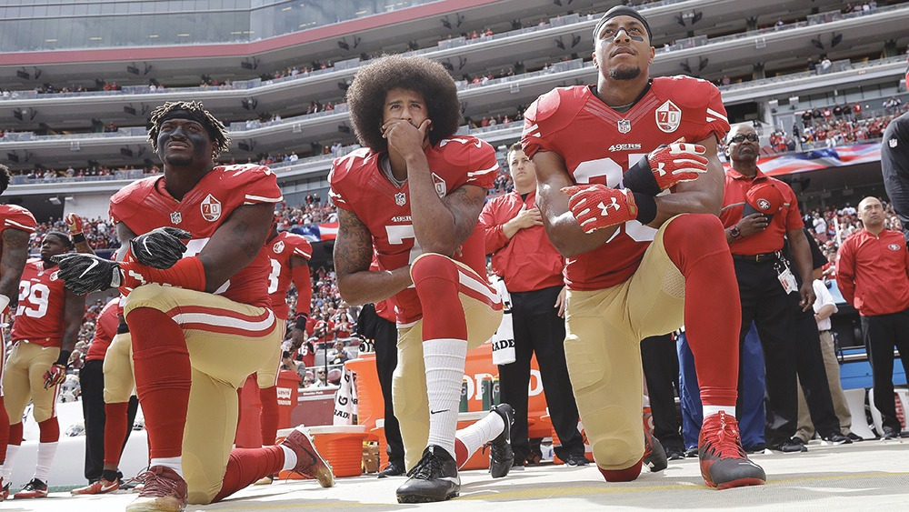 NFL Settles Collusion Case with Kaepernick