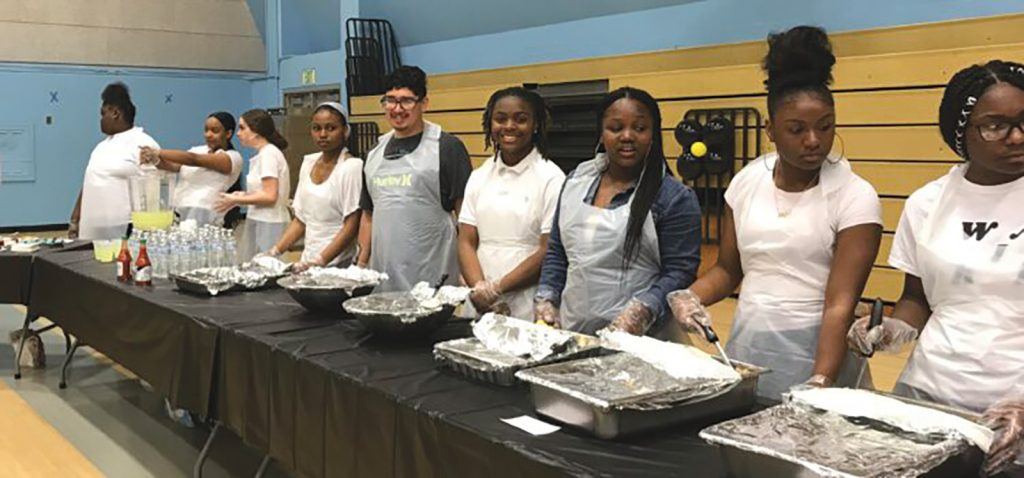'There is no Better Way to Show Love Than by Breaking Bread': South High Celebrates Black History Month With Annual Luncheon