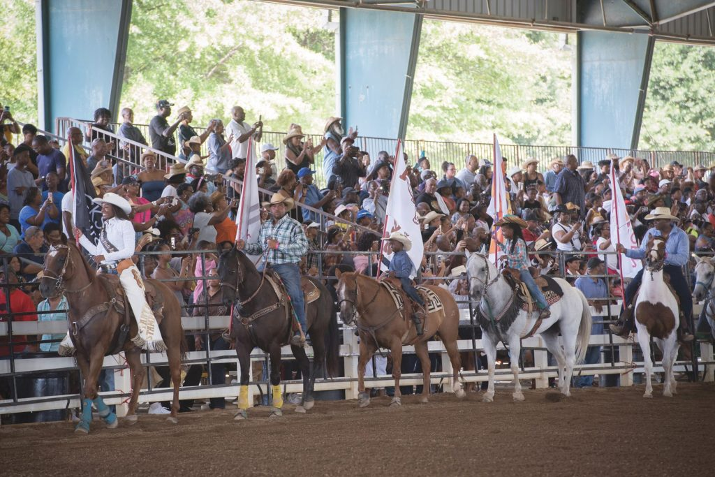 Bill Pickett Invitational Rodeo Provides Rare Glimpse at African American Cowboys, Cowgirls