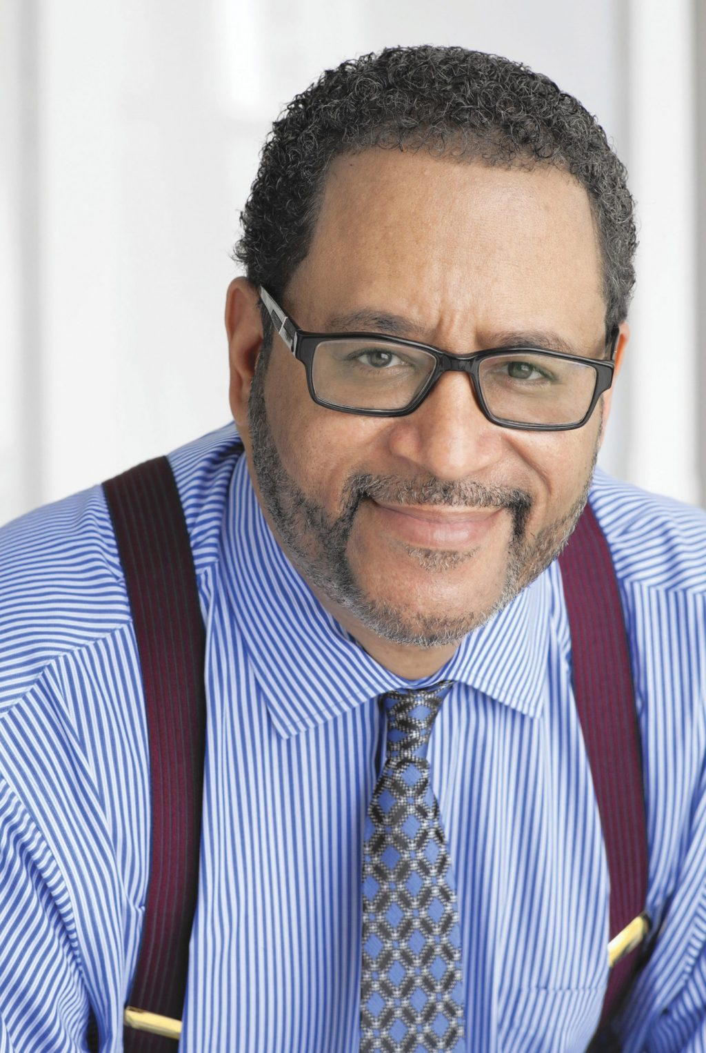 """PRESS ROOM: Professor Dr. Michael Eric Dyson Launches """"Conversation Peace,"""" His First-Ever Tour of HBCUs"""