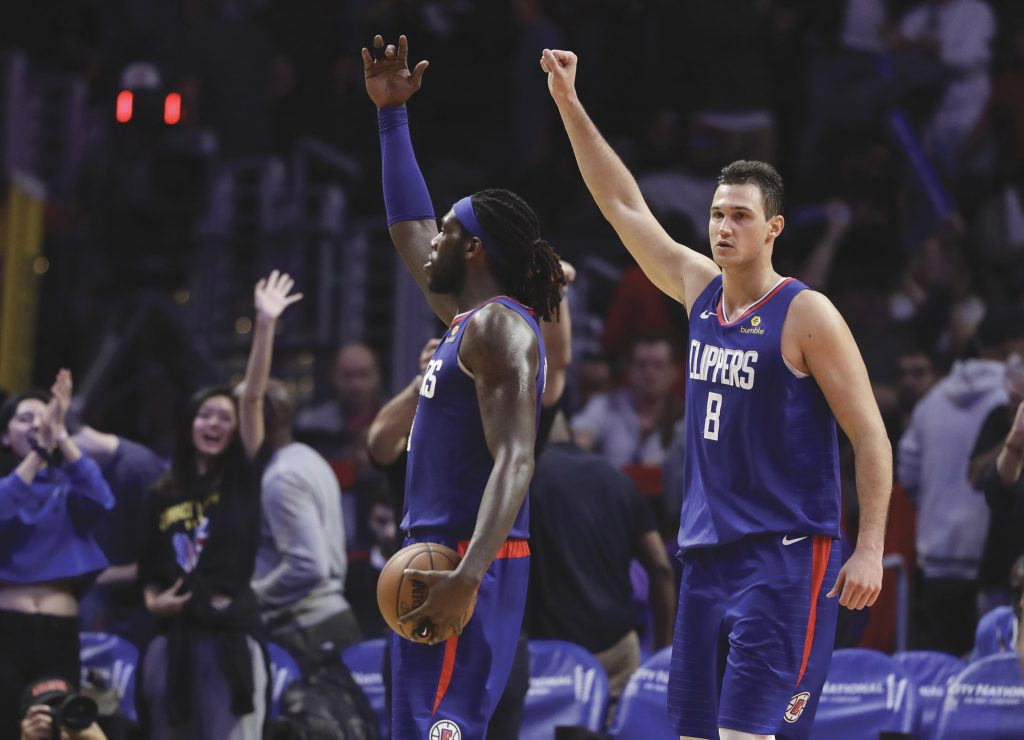 The Los Angeles Clippers Proved to be More than Expected This Season