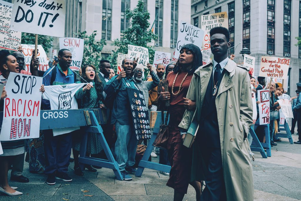 Ava DuVernay's Central Park Five Documentary Debuts