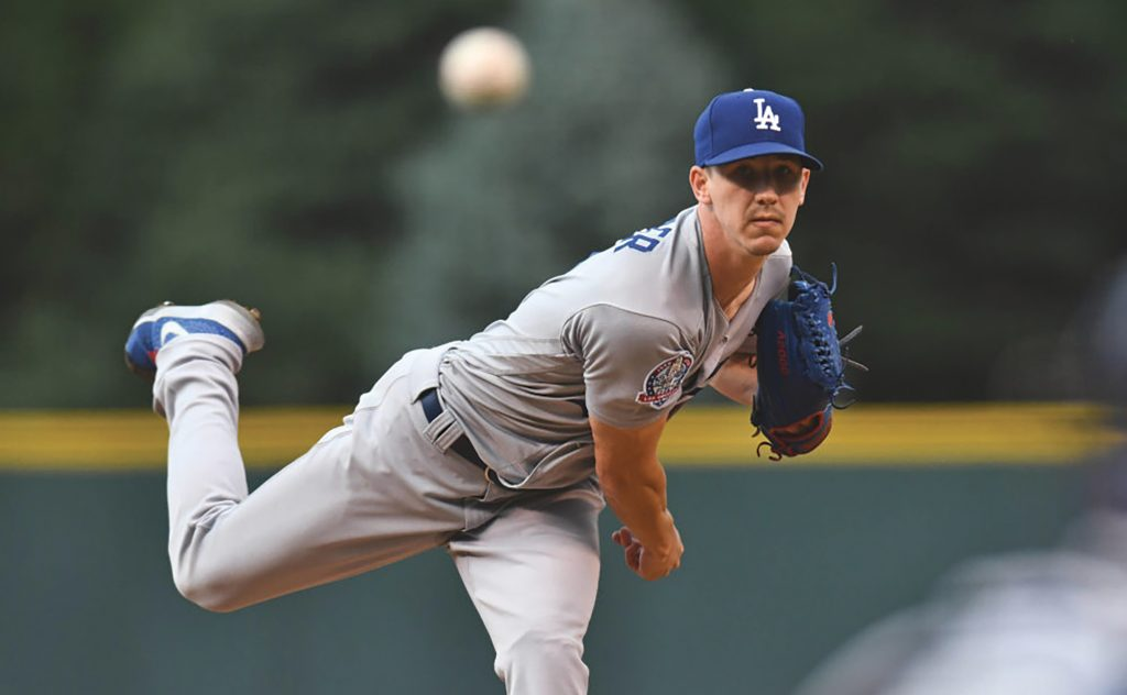 Dodgers Hang on to Big N.L. West Lead