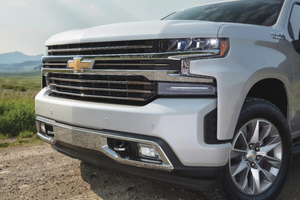 Chevy's All New Silverado Sets the Course for the Next Century of Chevy Trucks