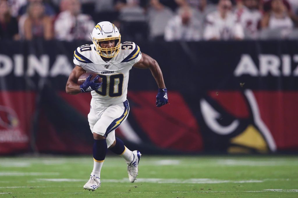 Los Angeles Chargers Play the Arizona Cardinals