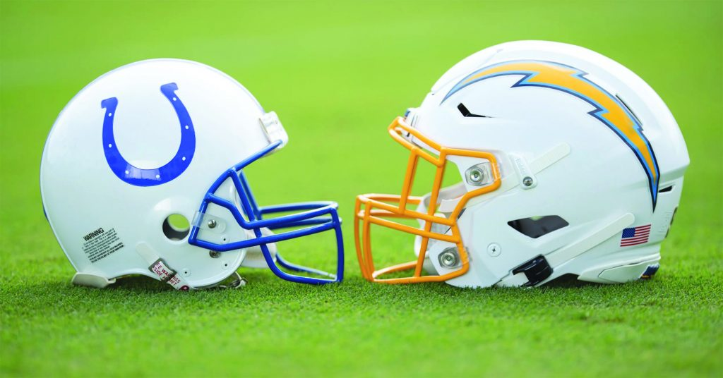 Chargers Kick Off Their Season vs Colts on Sunday