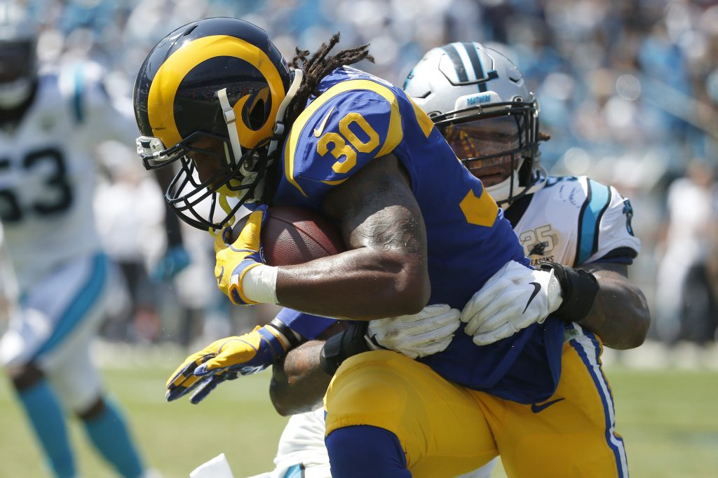 Eric Dickerson's Commentary on Todd Gurley