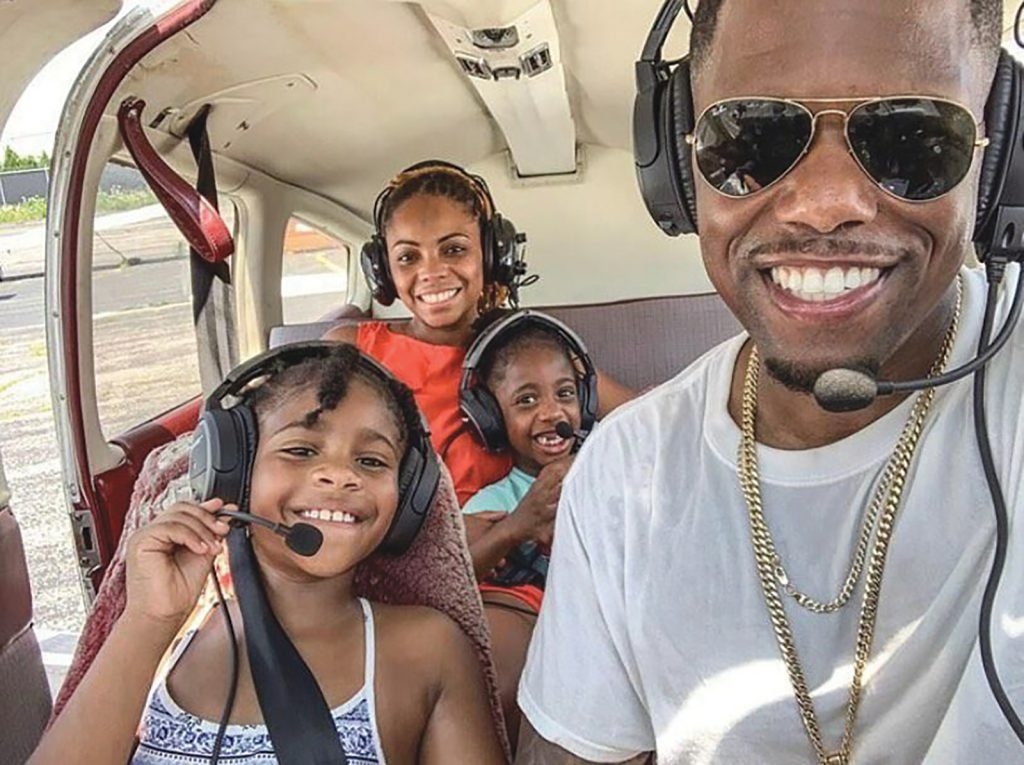 This Black Pilot is Flying with a Mission of Diversity