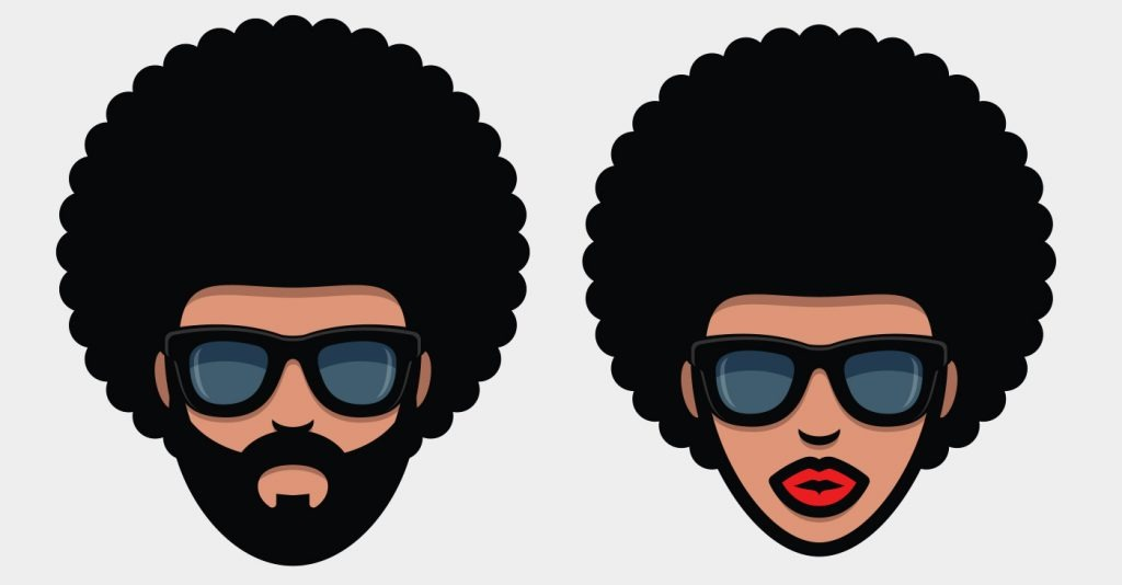 The Afro Represents Cultural Change Within Black Diaspora