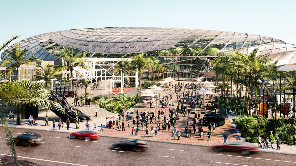 Clippers Arena Takes Another Big Step Forward As Judge Dismisses Lawsuit Seeking To Derail It