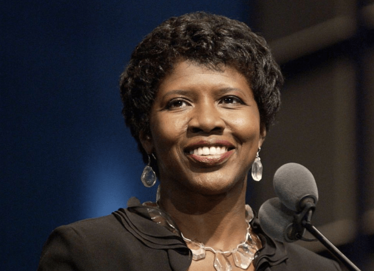Gwen Ifill Immortalized with Postal Service Forever Stamp