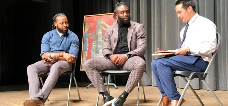 'We are Human Beings First': NFL Players Lead Conversation on Social Justice and Activism