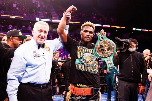 Jermell Charlo Reclaims His WBC Super Welterweight Title