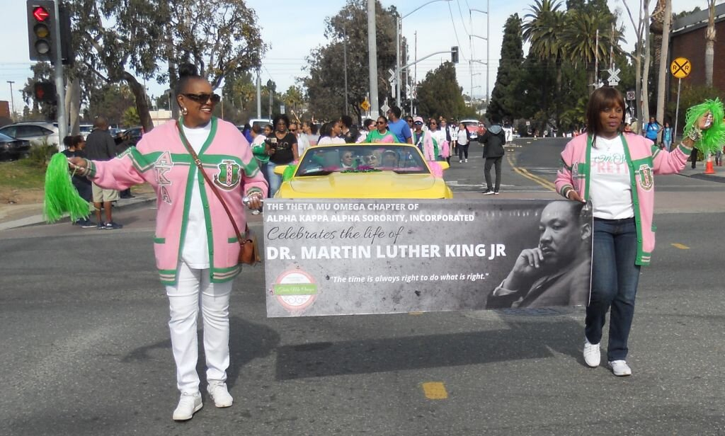 Dr. King's Life and Legacy Celebrated in the City of Inglewood