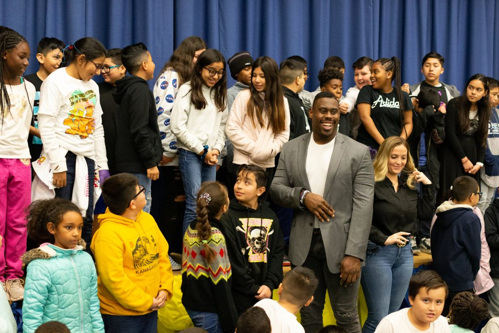 Players Coalition Announces Education Contributions To Four Los Angeles Unified School District Schools Totaling $88,000