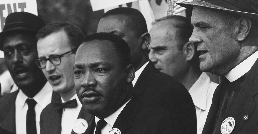 Renewing Martin Luther King's Dream by Renewing Our Minds