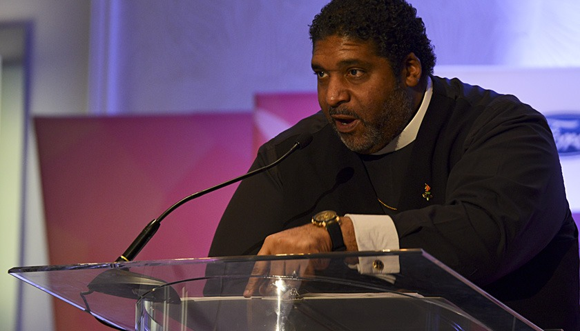 Rev. Dr. William Barber Addresses Systemic Racism & Voting Rights During Call with the Black Press