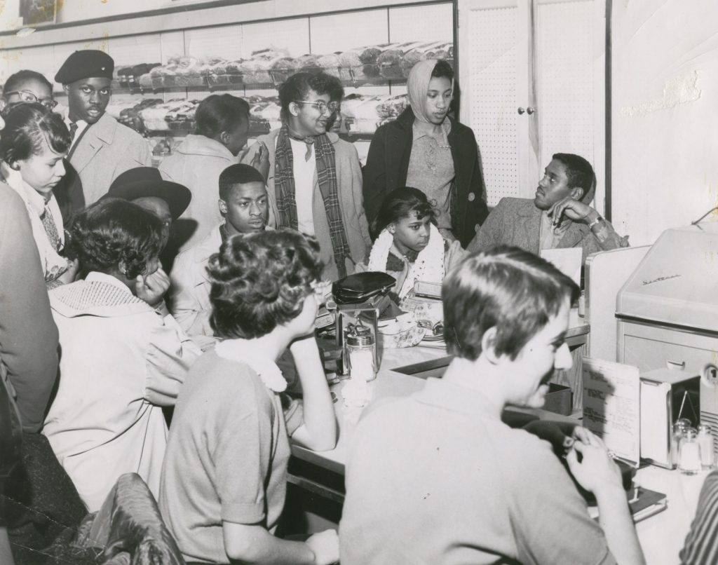60 Years Ago: Students Launched Sit-In Movement