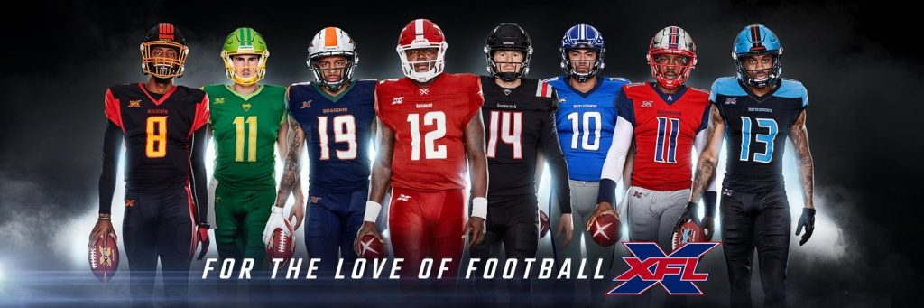 The Introduction of The New XFL