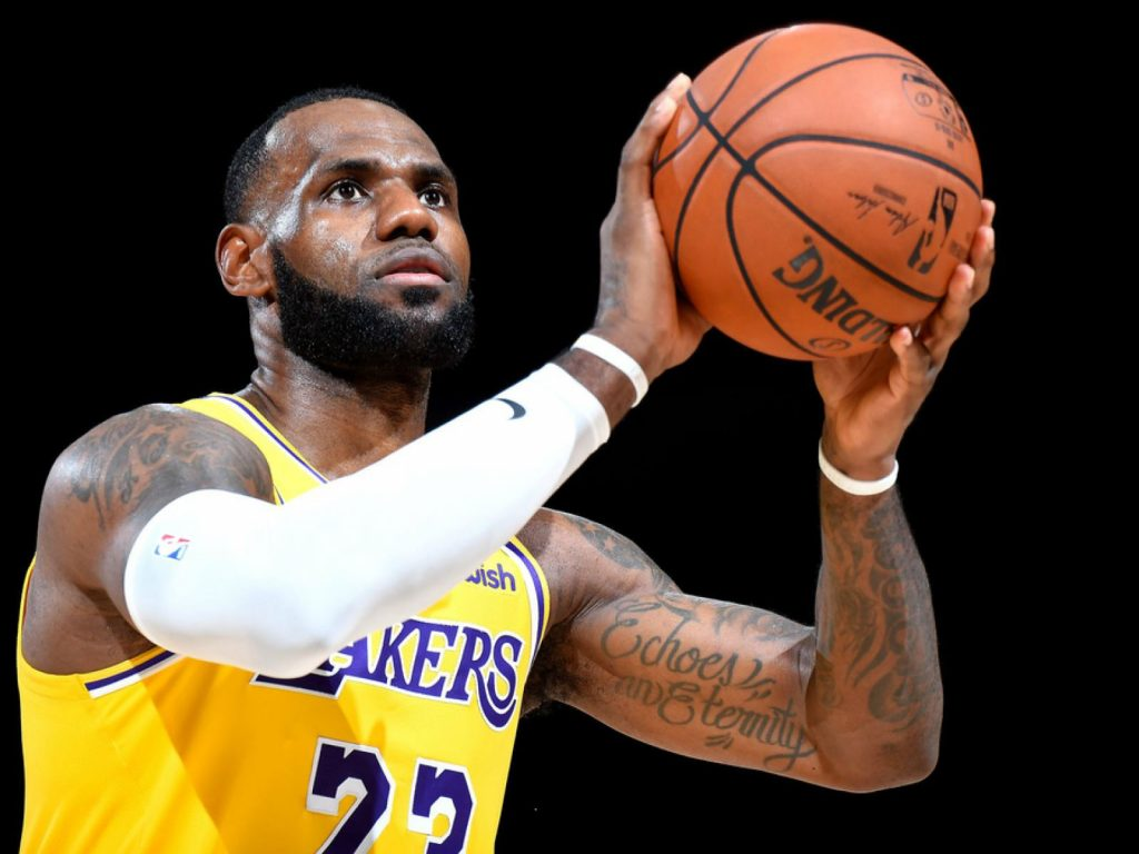 lebron named nba western conference player of the