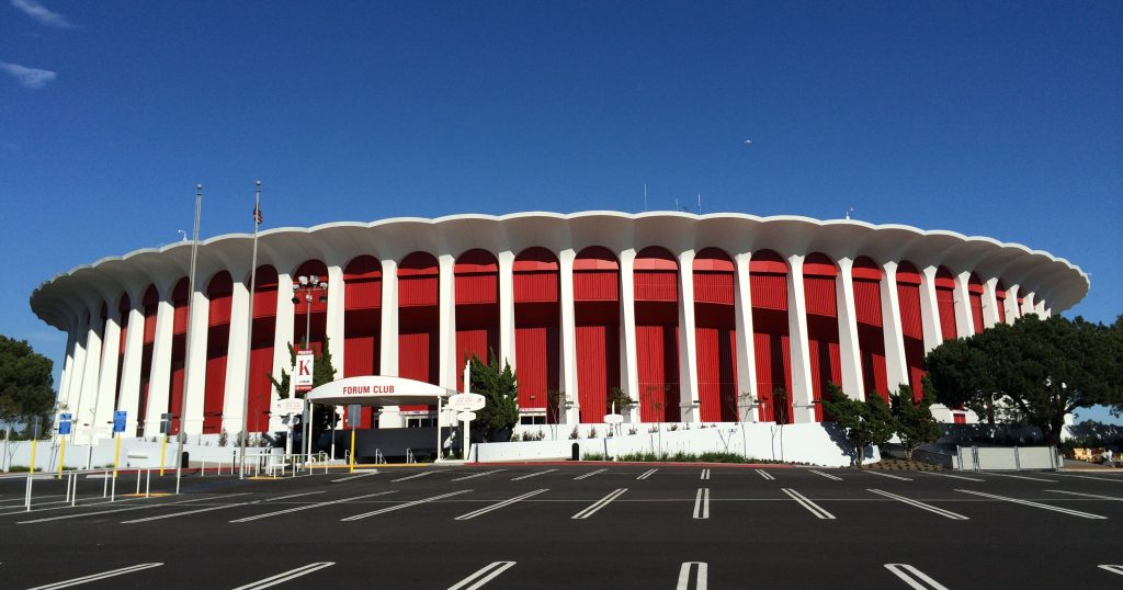 Newly Formed CAPSS LLC To Purchase The Forum In Inglewood