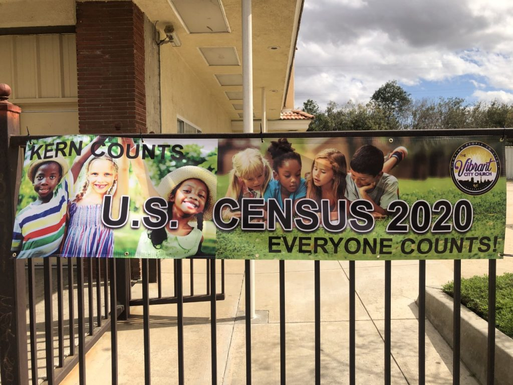 "The Vibrant City Church Works To Show ""Everyone Counts"" Bakersfield News Observer Spotlights Kern County 2020 Census Efforts"