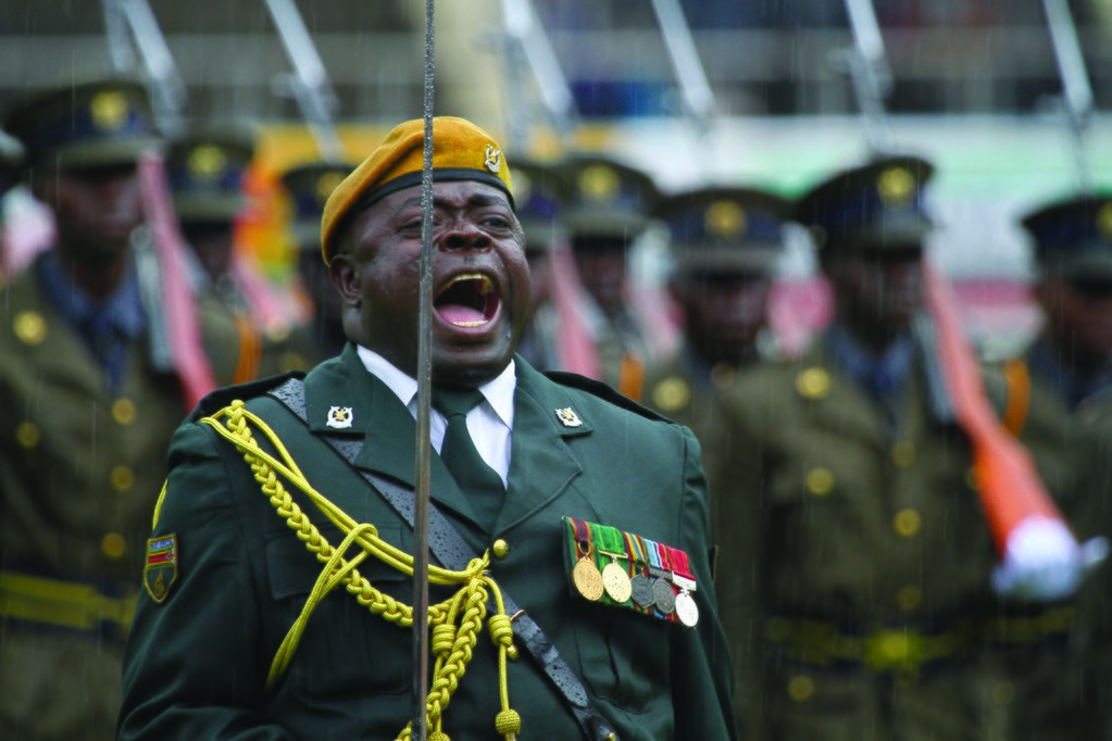 Police target attacks against Zimbabwean women