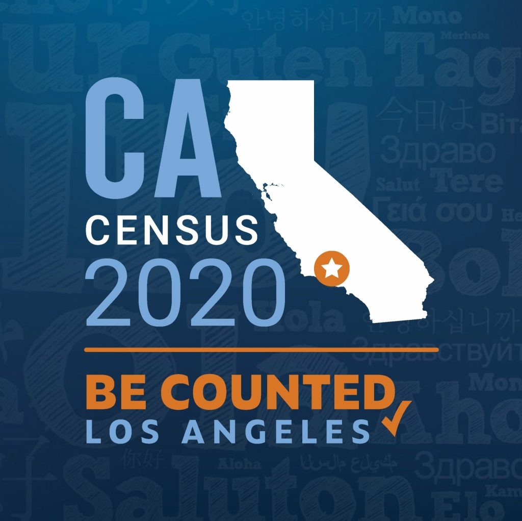 L.A. COUNTY REACHES KEY MILESTONE: MORE THAN 50 PERCENT OF RESIDENTS HAVERESPONDED TO THE 2020 CENSUS