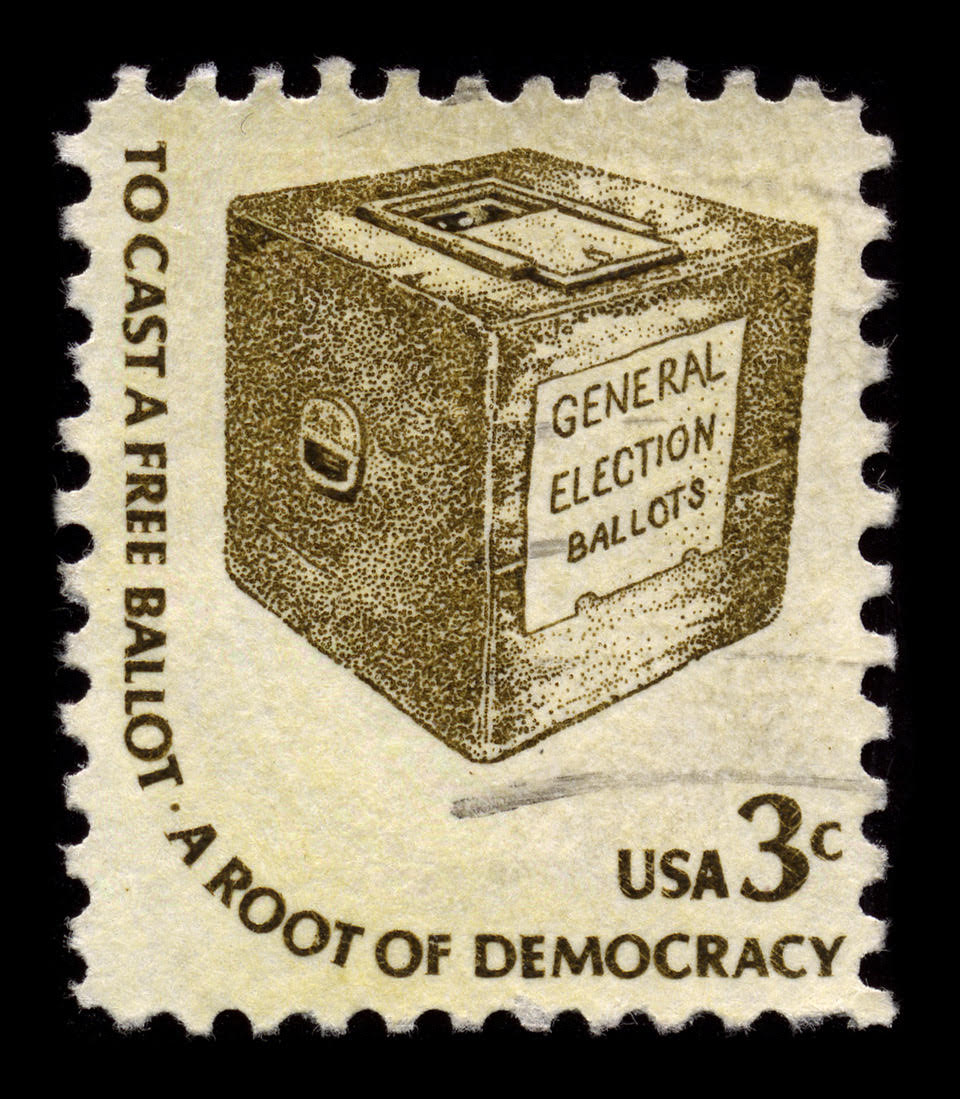 California'sVote-by-Mail ElectionPushIsBothPraised and Put Down