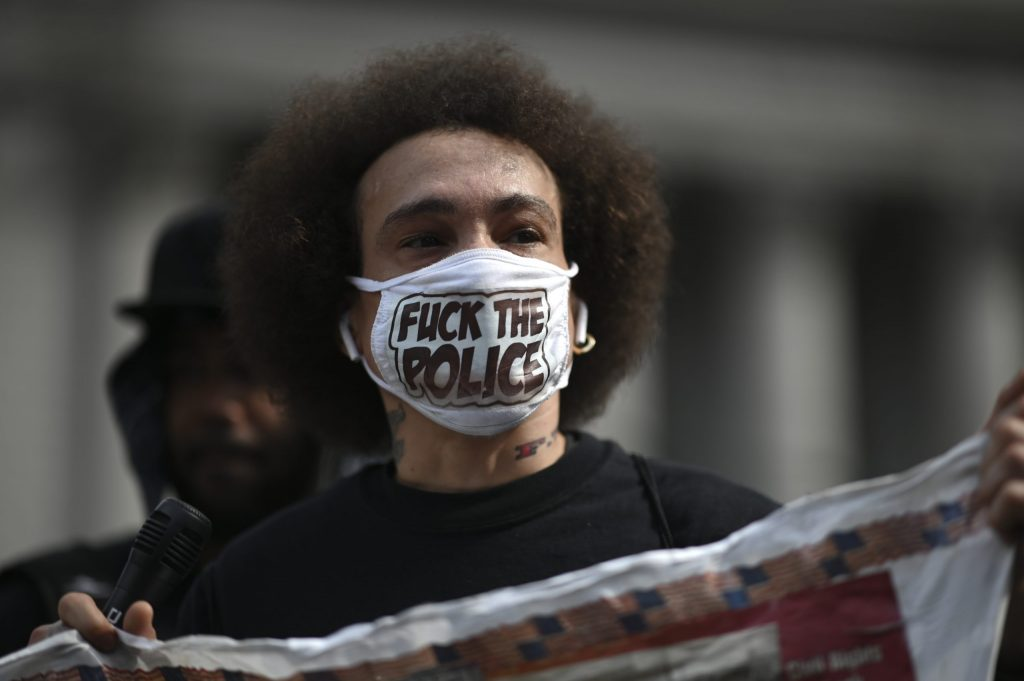 VIDEO: Violence, arrests in New York City amid wave of protests