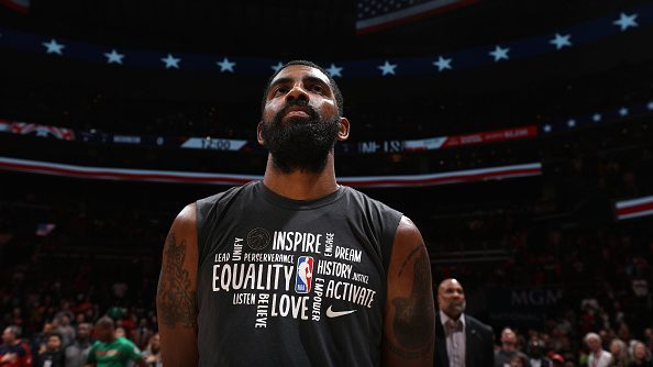 NBA Players Discuss How Best to Impact Racism and the Systematic Oppression of Black People