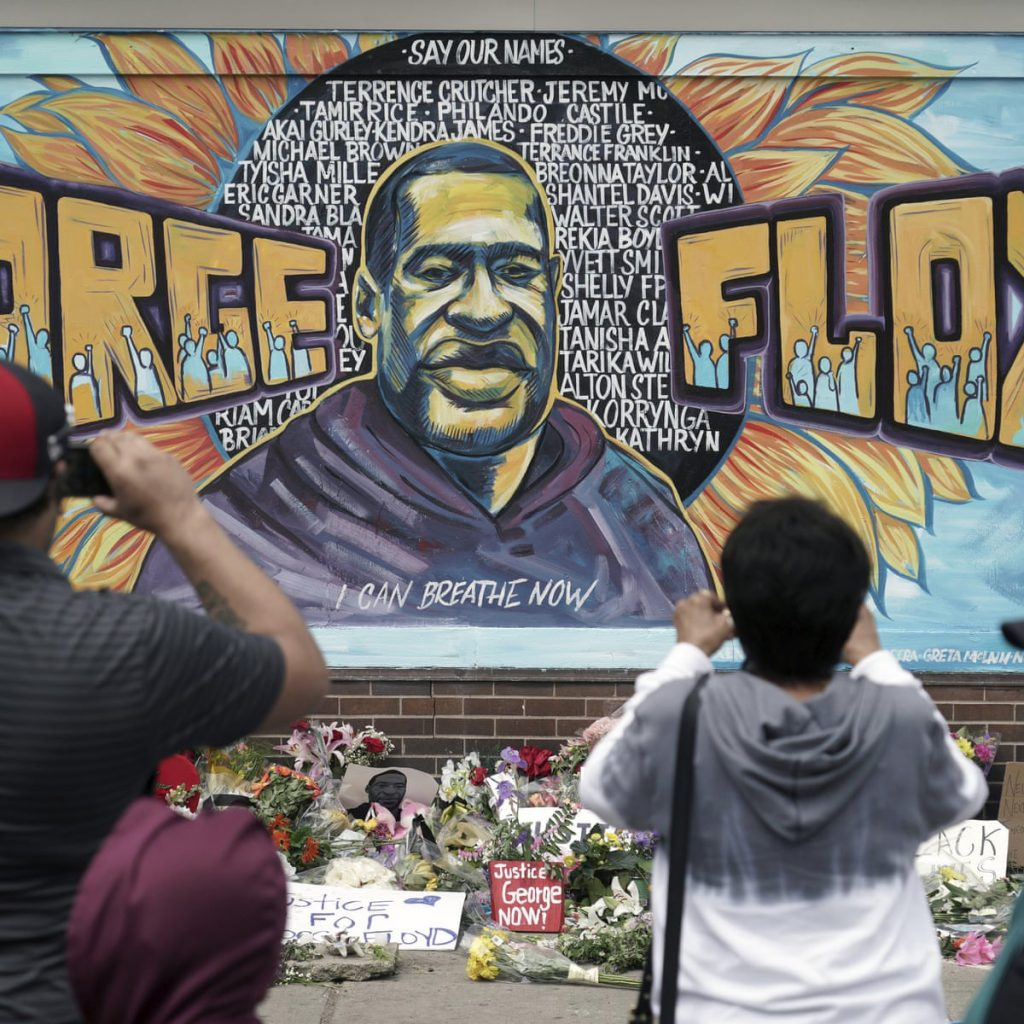 The World of Sports Respond to the Killing of George Floyd