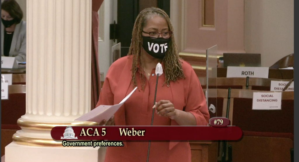 California Senate Okays ACA 5: Affirmative Action Decision Moves to Voters
