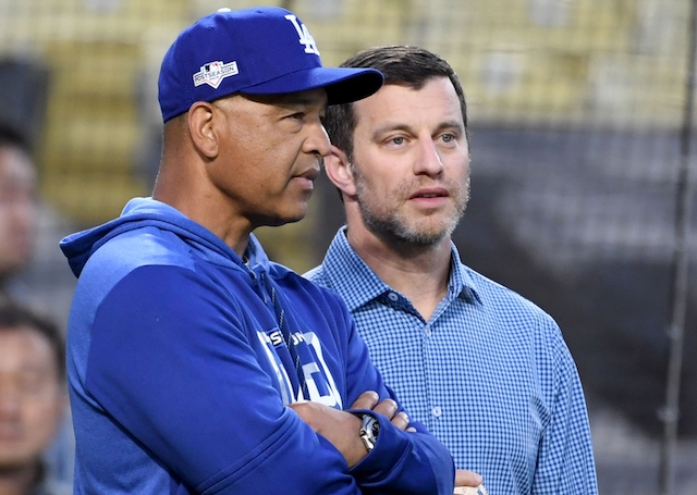 Dodgers (Spring Training?) Opens This Week