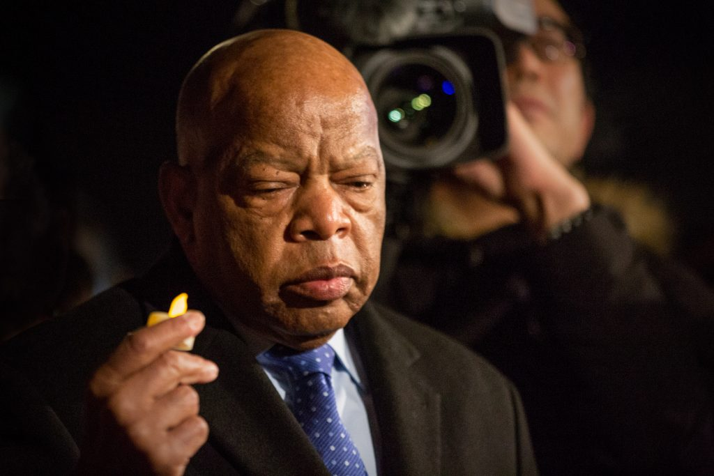 The World Mourns A True Icon and Freedom Fighter – John Lewis 1940-2020