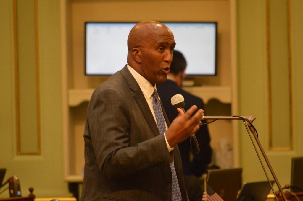 Asm. Cooper Calls Out Environmental Orgs' Racism