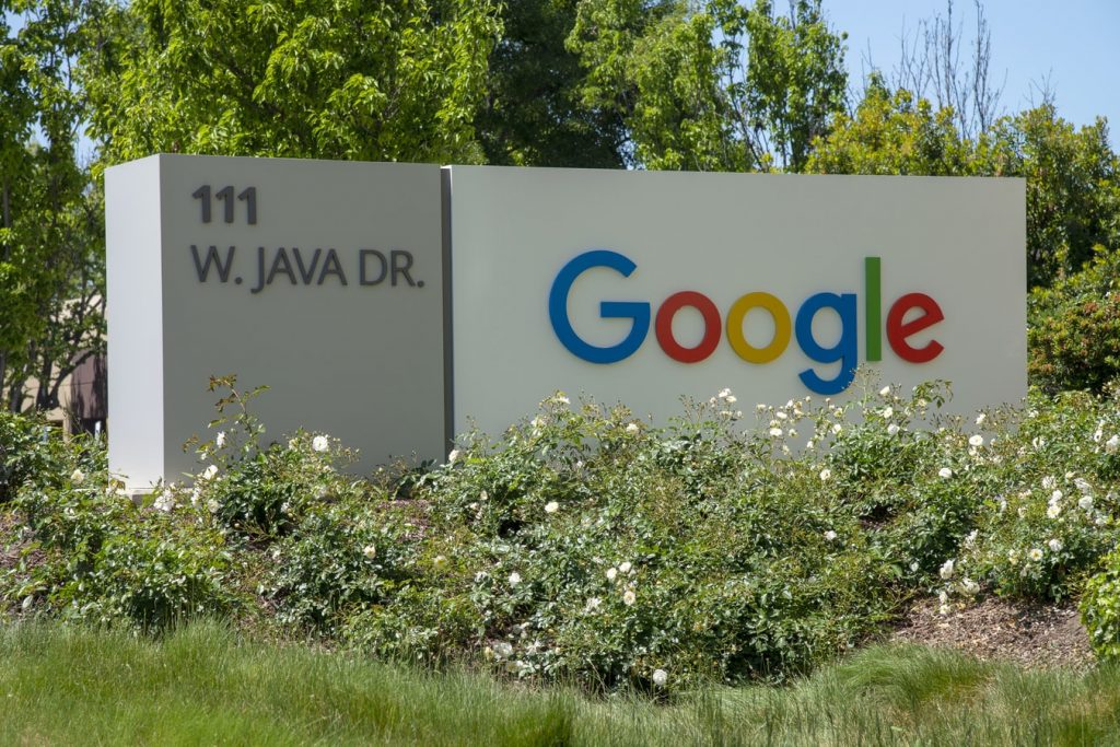 Google ad revenues decrease for first time in company history
