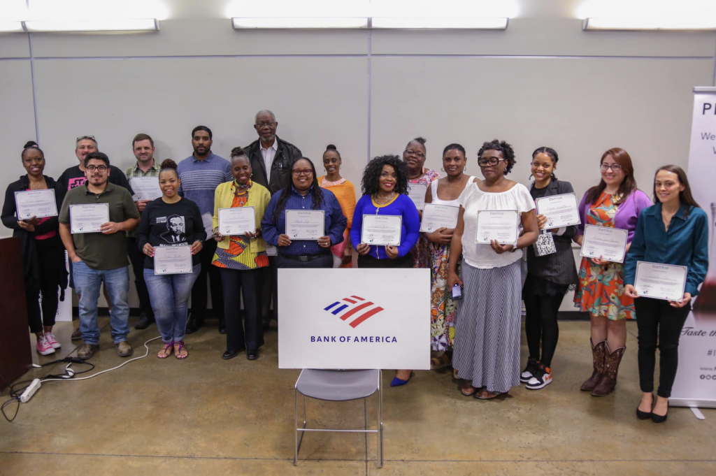MLK CommUNITY Brings Financial Education to Community with Bank of America