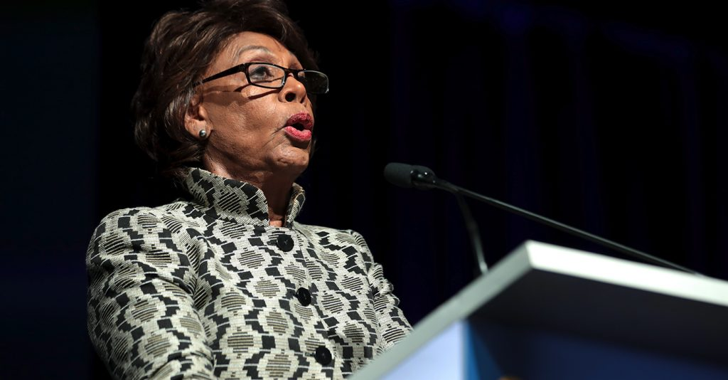Rep. Waters Amends FY 2021 Spending Bill to Fund Health Priorities and Stop Harmful Trump Administration Rules