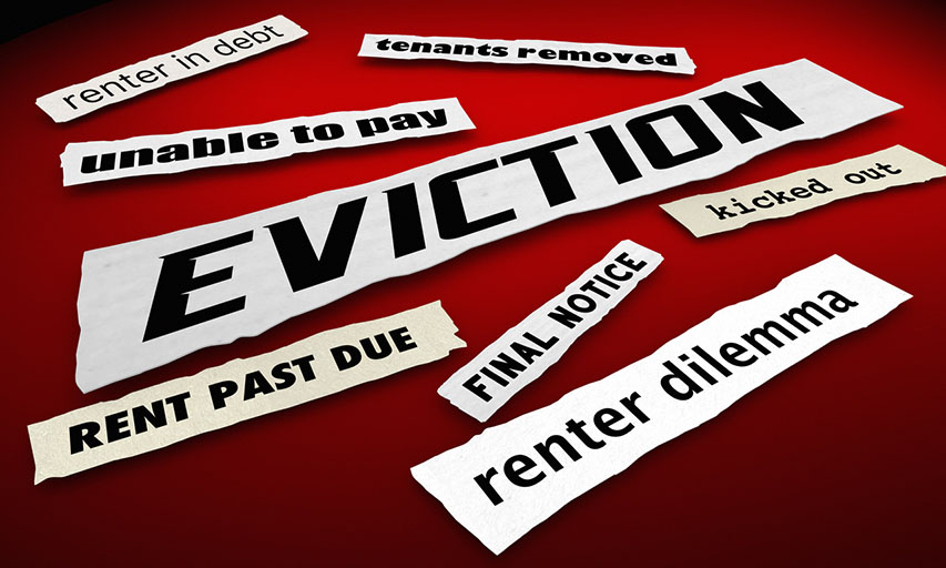 Judges: Evictions Can Resume Sept. 2 — As Lawmakers Push Bill to Protect Renters